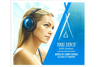 VARIOUS - Nikki Beach Koh Samui [CD]