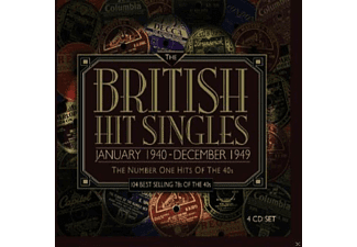 VARIOUS - British Hit Singles: January 1940 - December 1949 [CD]