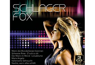 VARIOUS - Schlager Fox - (CD)