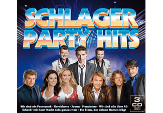 VARIOUS - Schlager Party Hits - (CD)
