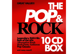 VARIOUS - The Pop & Rock - (CD)
