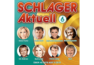 VARIOUS - Schlager Aktuell 6 - (CD)