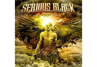 Serious Black - As Daylight Breaks (Ltd.Digipak) [CD]