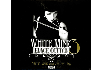 VARIOUS - White Mink : Black Cotton Vol. 3 - (CD)