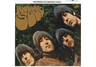 The Beatles - Rubber Soul (Ltd.Edition) - (CD)