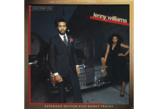 Lenny Williams - Choosing You (Expanded Edition) - (CD)