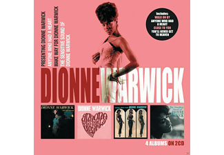 Dionne Warwick - Presenting Dionne Warwick+Anyone Who...(Plus) - (CD)