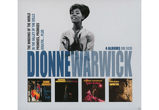 Dionne Warwick - THE WINDOWS OF THE WORLD/IN THE VALLEY...(PLUS) - (CD)