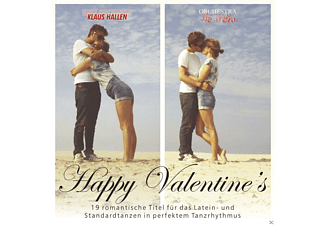 Klaus Tanzorchester Hallen - Happy Valentine's - (CD)