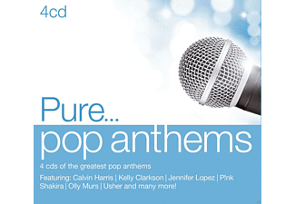 VARIOUS - Pure... Pop Anthems - (CD)