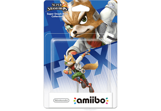 amiibo - Super Smash Bros. - No. 6 Fox