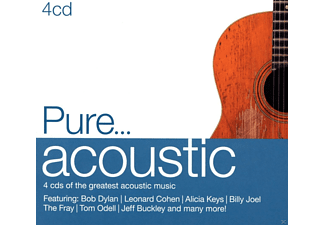 VARIOUS - Pure... Acoustic - (CD)
