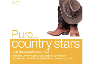 VARIOUS - Pure... Country Stars [CD]