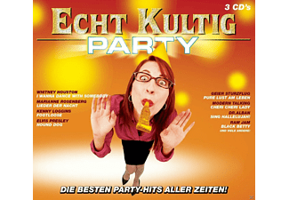 VARIOUS - Echt Kultig - Party - (CD)