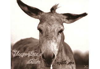 Sleepwalker's Station - Reptile Skin [CD]