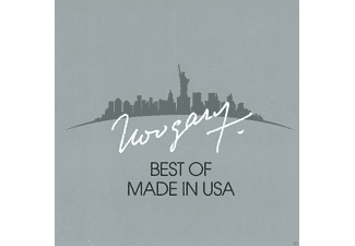 Claude Nougaro - Best Of Made In U.S.A. - (CD)