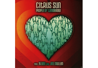Citrus Sun - People Of Tomorrow [CD]