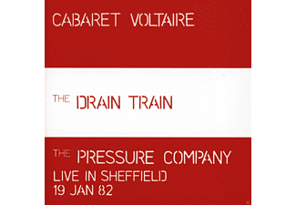 Cabaret Voltaire - The Drain Train/The Pressure Company - (CD)