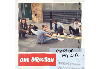 One Direction - Story Of My Life [Maxi Single CD]