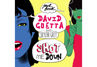 David Guetta, Skylar Grey - Shot Me Down - (5 Zoll Single CD (2-Track))