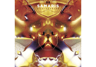 Samaris - Silkidrangar [CD]