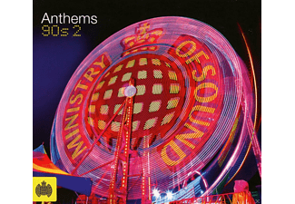 VARIOUS - Anthems 90s Vol.2 [CD]