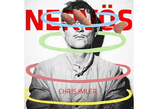 Chris Imler - Nervös - (CD)