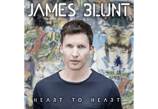 James Blunt - Heart To Heart - (Maxi Single CD)