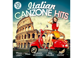 VARIOUS - Italian Canzone Hits - (CD)