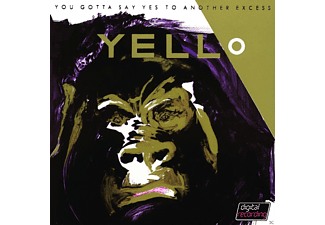 Yello - You Gotta Say Yes To Antother Excess (2005) - (CD)