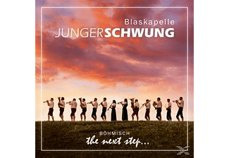 Junger Schwung-Blaskapelle, Various - The Next Step...- Böhmisch - (CD)