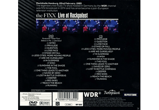 The Fixx - Live At Rockpalast (1985) - (DVD + CD)