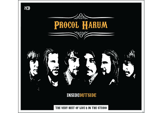 Procol Harum - Inside Outside - The Very Best Of Live & In The Studio [CD]