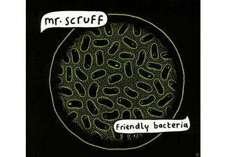 Mr. Scruff - Friendly Bacteria - (CD)