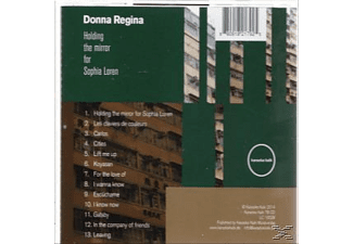 Regina Donna - Holding The Mirror For Sophia Loren [CD]