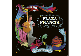Plaza Francia - The New Tango Songbook - (CD)