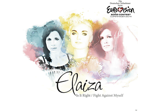 Elaiza - Is It Right [5 Zoll Single CD (2-Track)]
