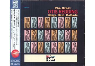 Otis Redding - Sings Soul Ballads - (CD)