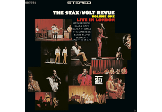 VARIOUS - The Stax / Volt Revue Vol.1-Live In London - (CD)
