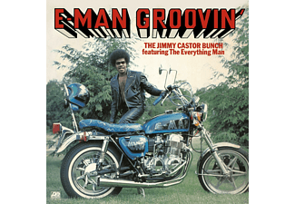 Jimmy Bunch Castor - E-Man Groovin' [CD]