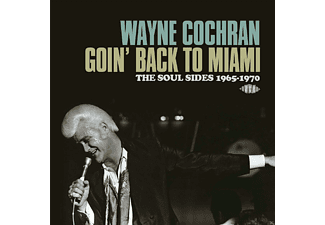 Wayne Cochran - Goin' Back To Miami - The Soul Sides 1965-1970 - (CD)