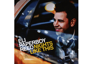 "Eli ""paperboy"" Reed - Nights Like This - (CD)"