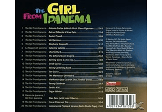 Various - The Girl From Ipanema - (CD)
