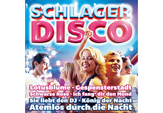 VARIOUS - Schlager Disco - (CD)