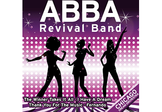 Abba Revival Band, Chicago Dream Orchestra - Abba Erfolge - (CD)