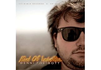 Benni Freibott - Kind Of Invisible - (CD)
