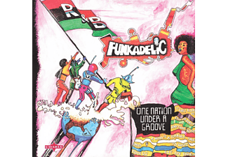 Funkadelic - One Nation Under A Groove - (CD)