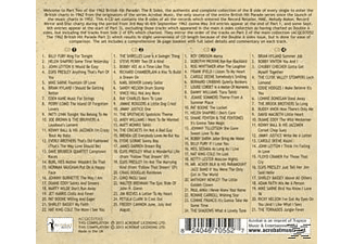 VARIOUS - The 1962 British Hit Parade:B Sides P.2: May-Sept. - (CD)
