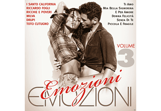 VARIOUS - Emozioni Vol. 3 - (CD)