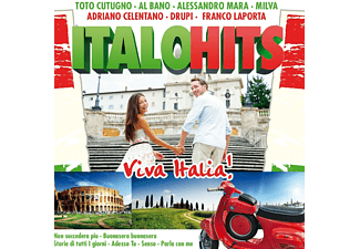 VARIOUS - Italo Hits - Viva Italia! [CD]